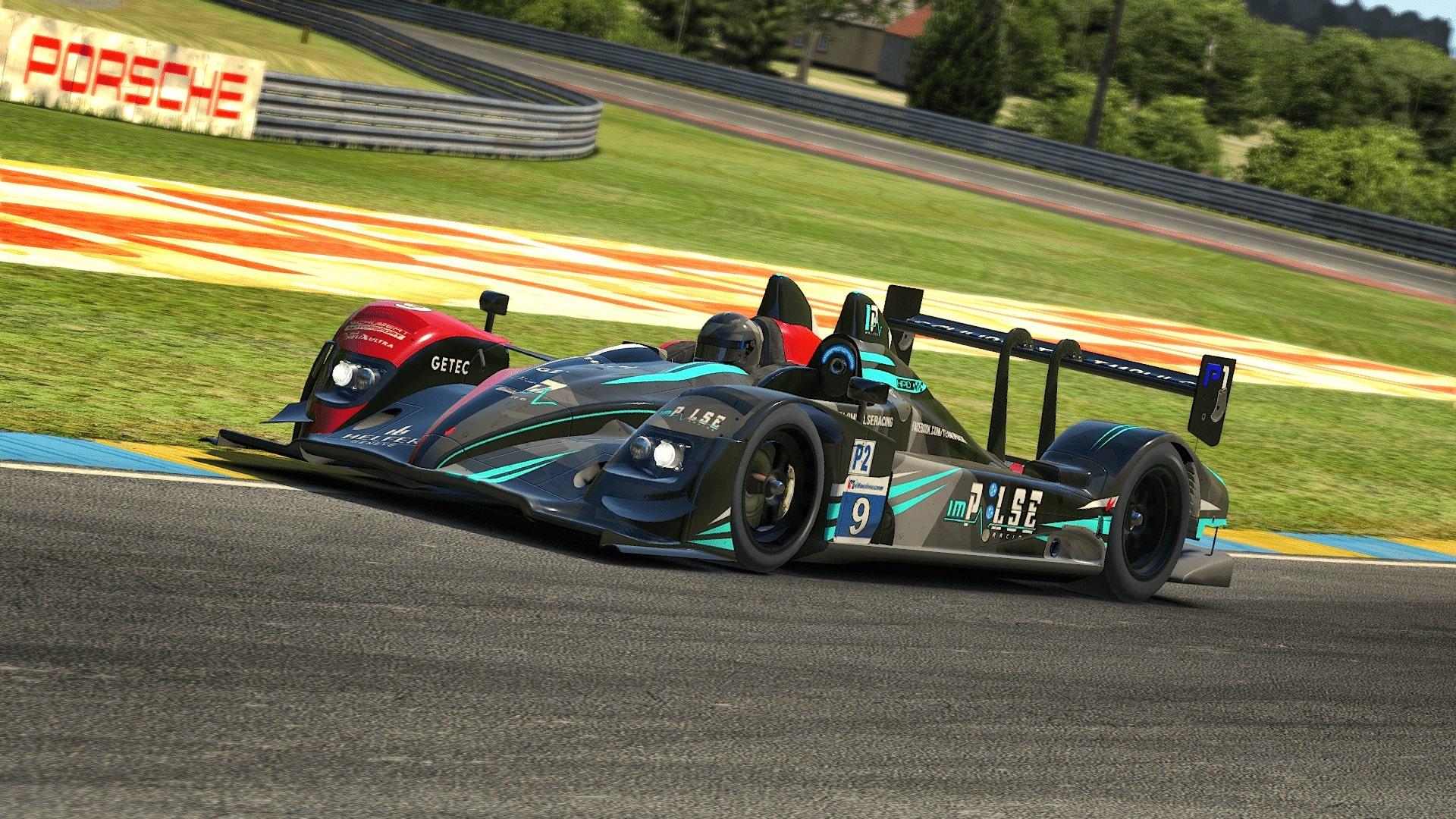 HPD Le Mans 2020 Porsche