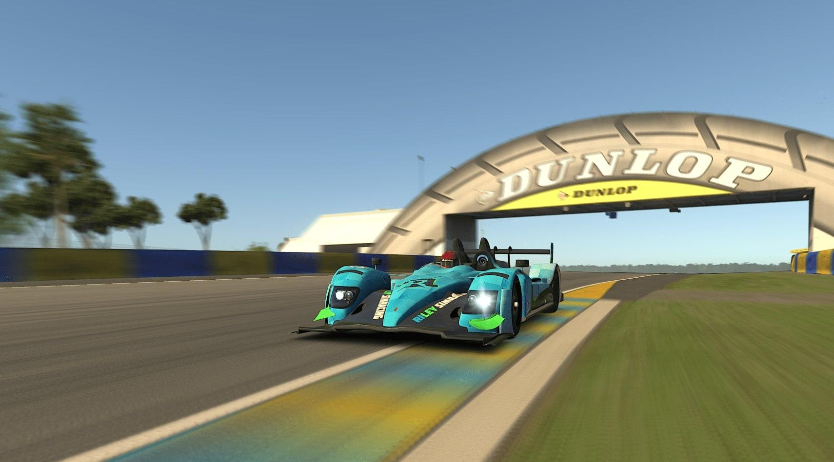 24h Le Mans 2020 HPD Dunlop