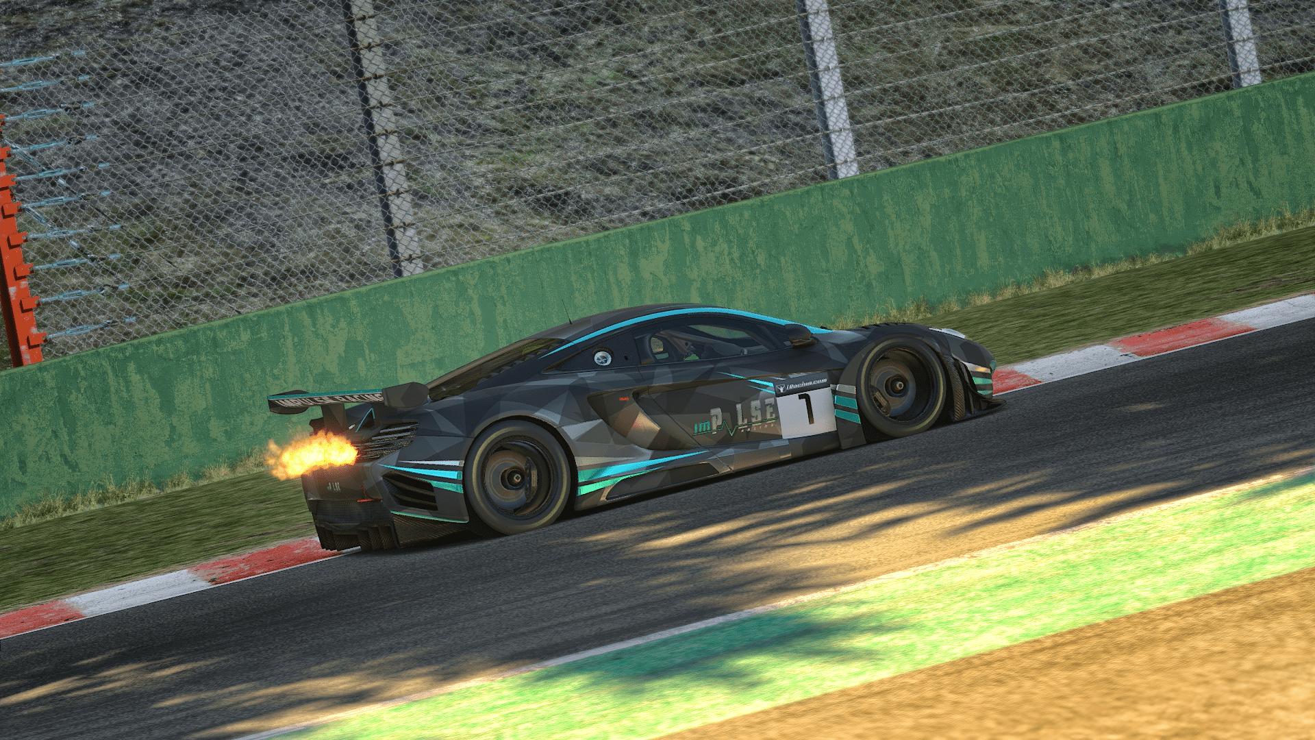 McLaren Blanchimont