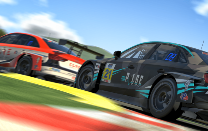 Heusinkveld TCR Series Fight with CoRe