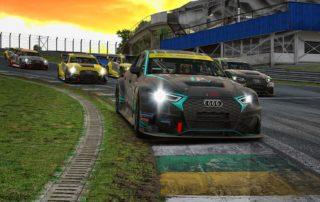 Audi RS3 LMS Interlagos