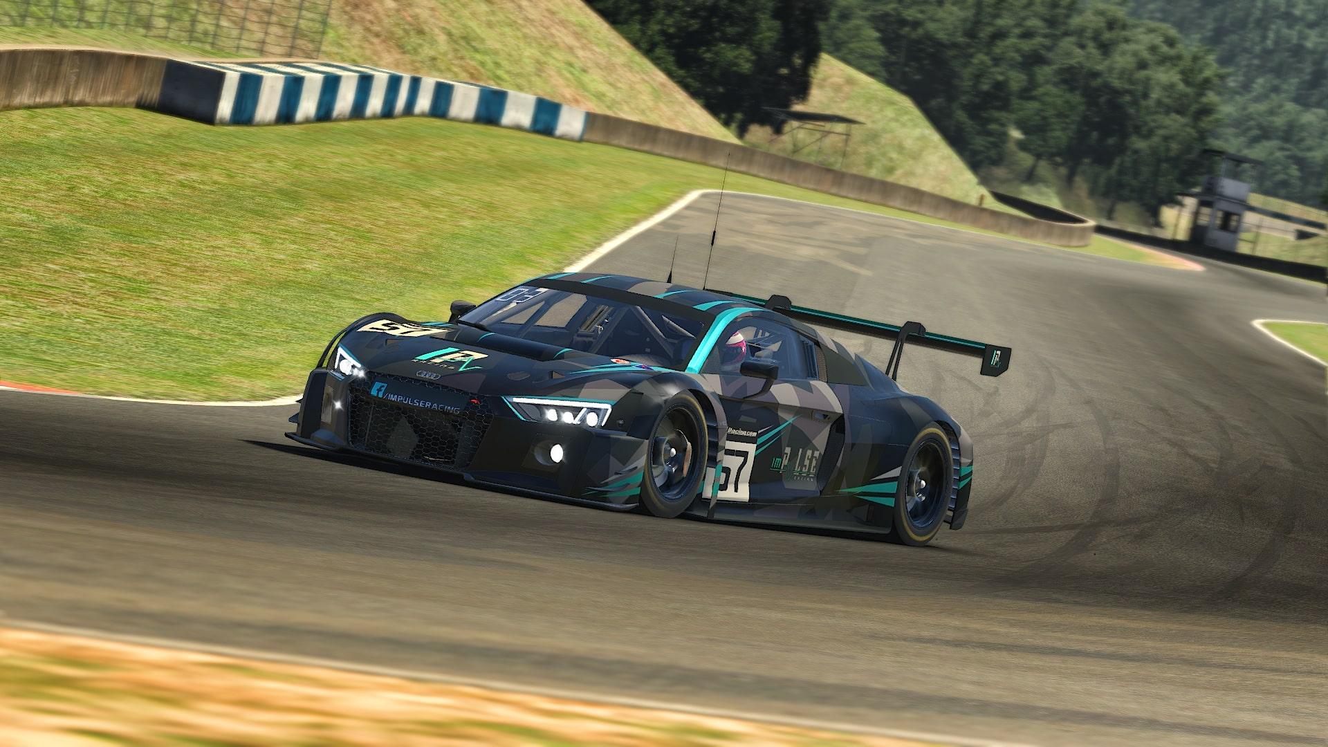 Audi GT3 Qualification