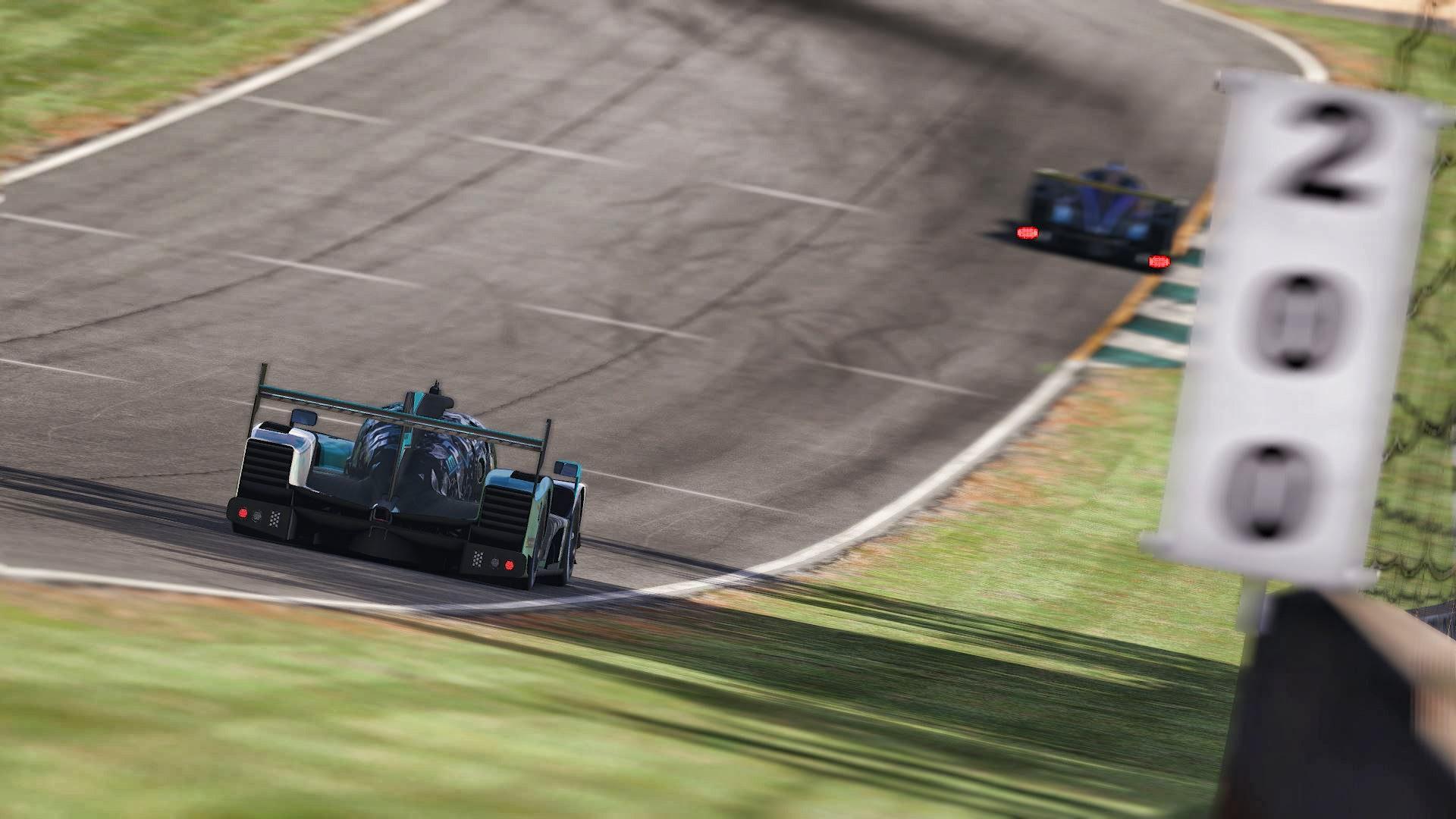 Dallara P217 LMP2 Road Atlanta