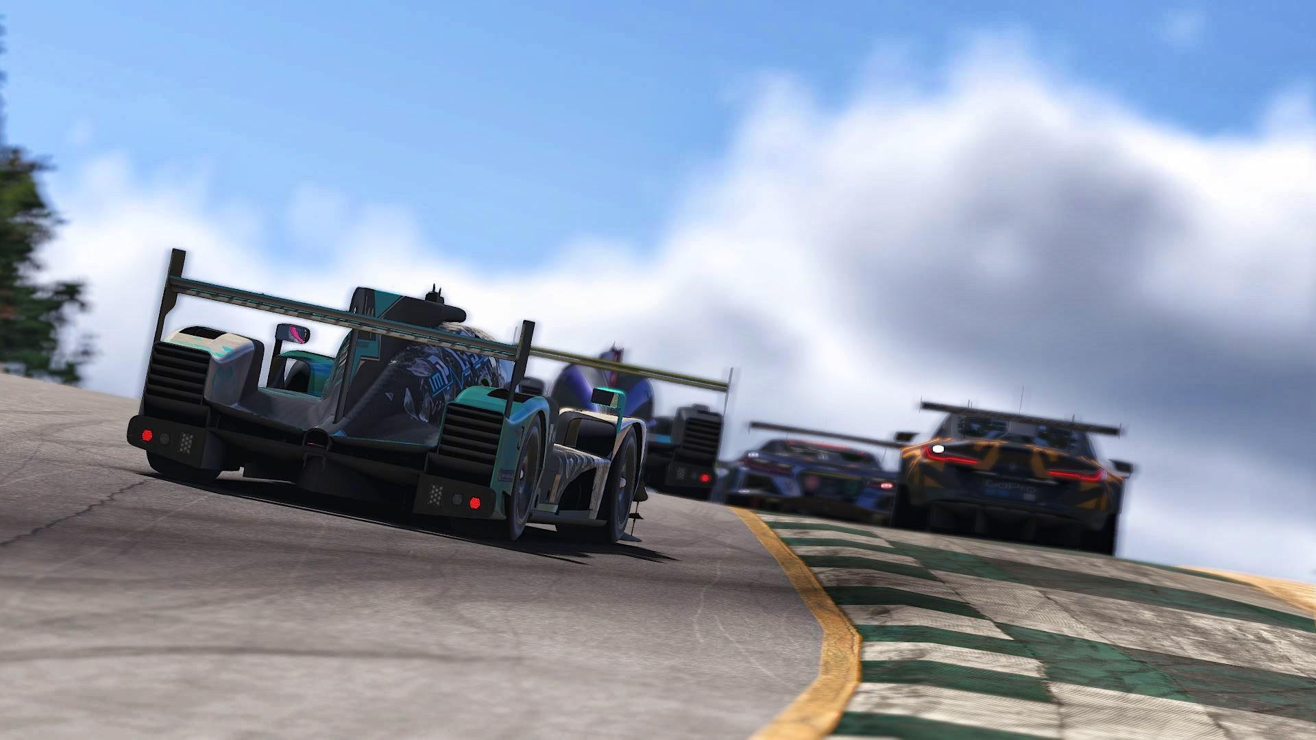 The Esses Petit Le Mans