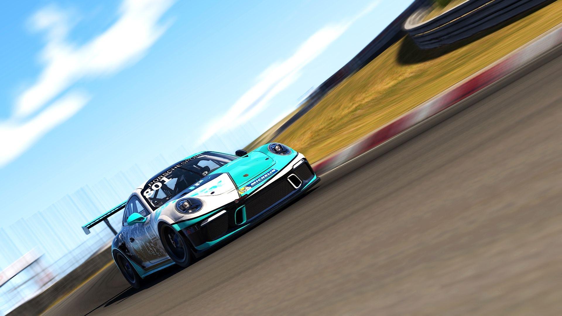 Porsche Cup Zandvoort SimPower