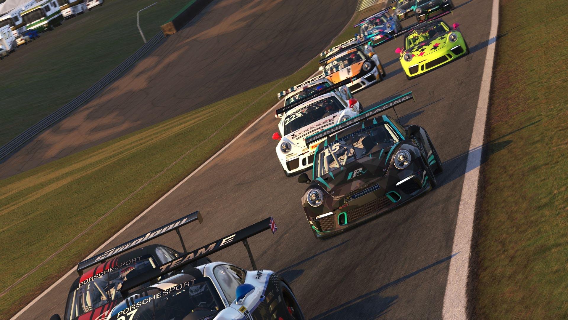Porsche Cup Interlagos