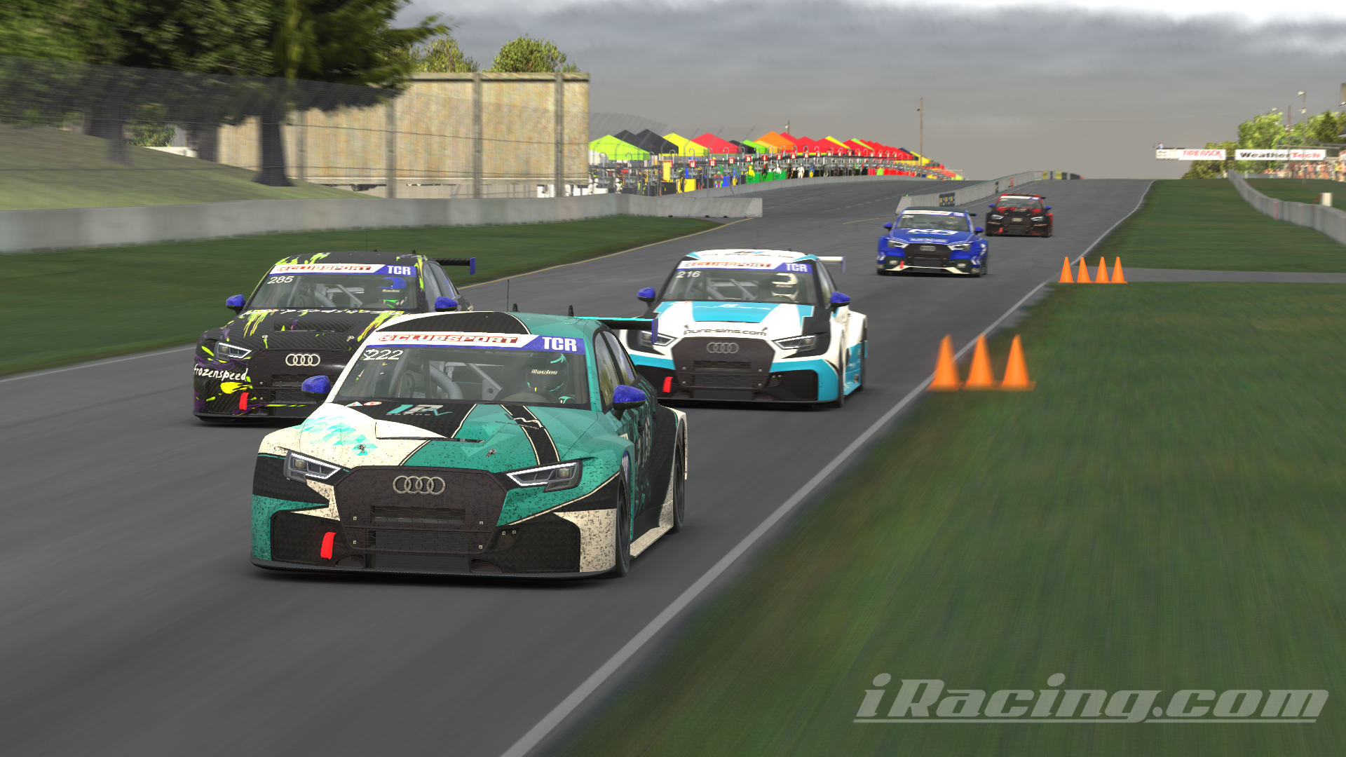 TCR IVRA defend
