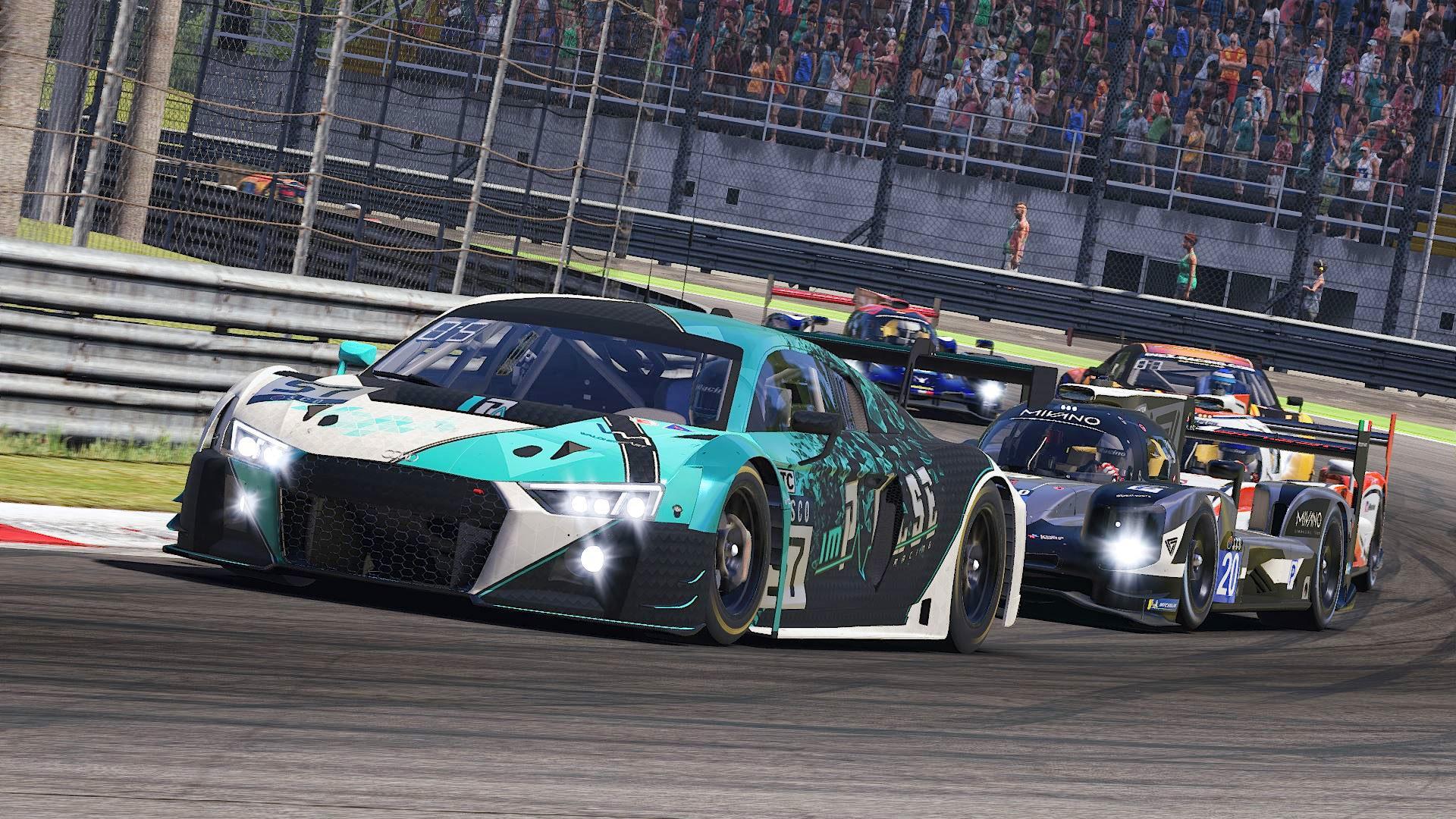 SCO GT3 Monza