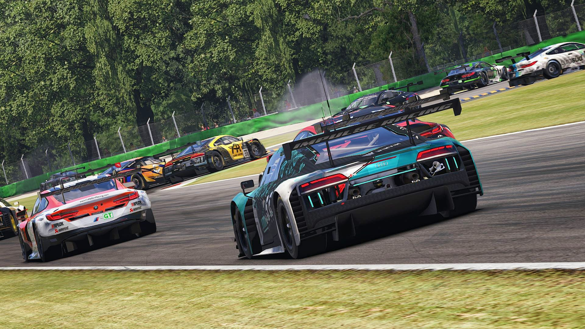 Turn 1 Monza Audi GT3 SCO