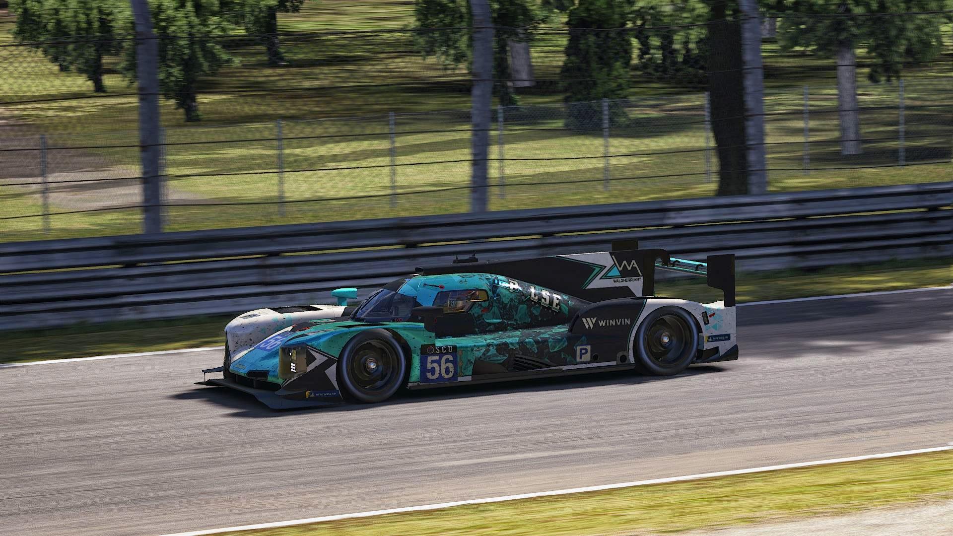 LMP2 Monza SCO