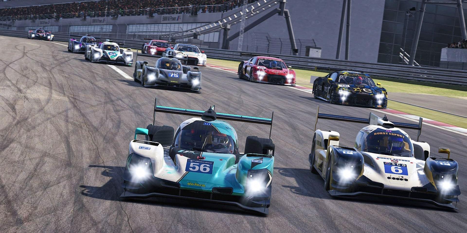 SCO Nürburgring LMP2