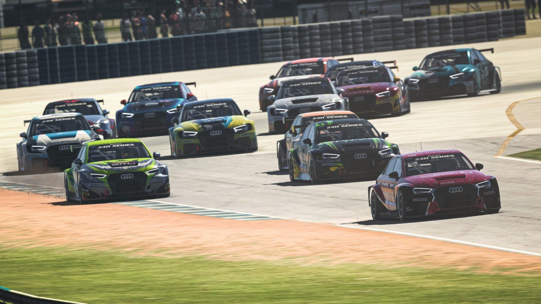24hseries-Sebring-racestart