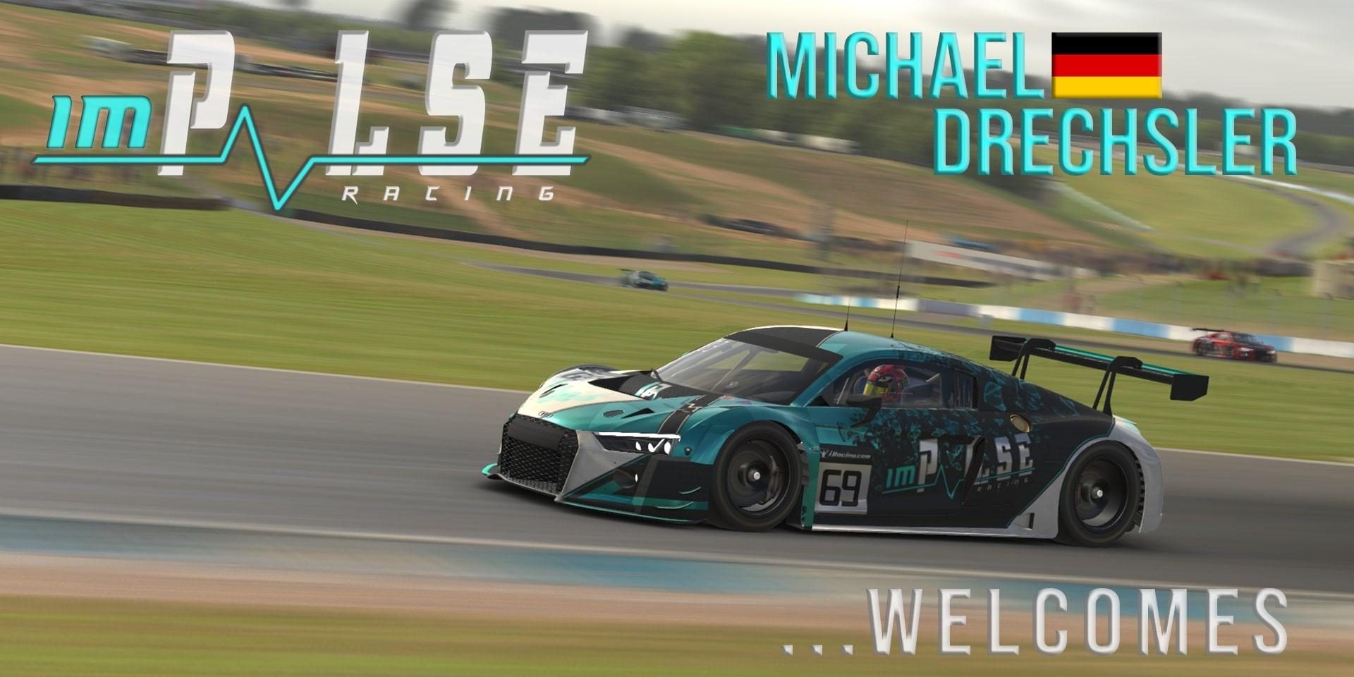 Welcome Michael Drechsler