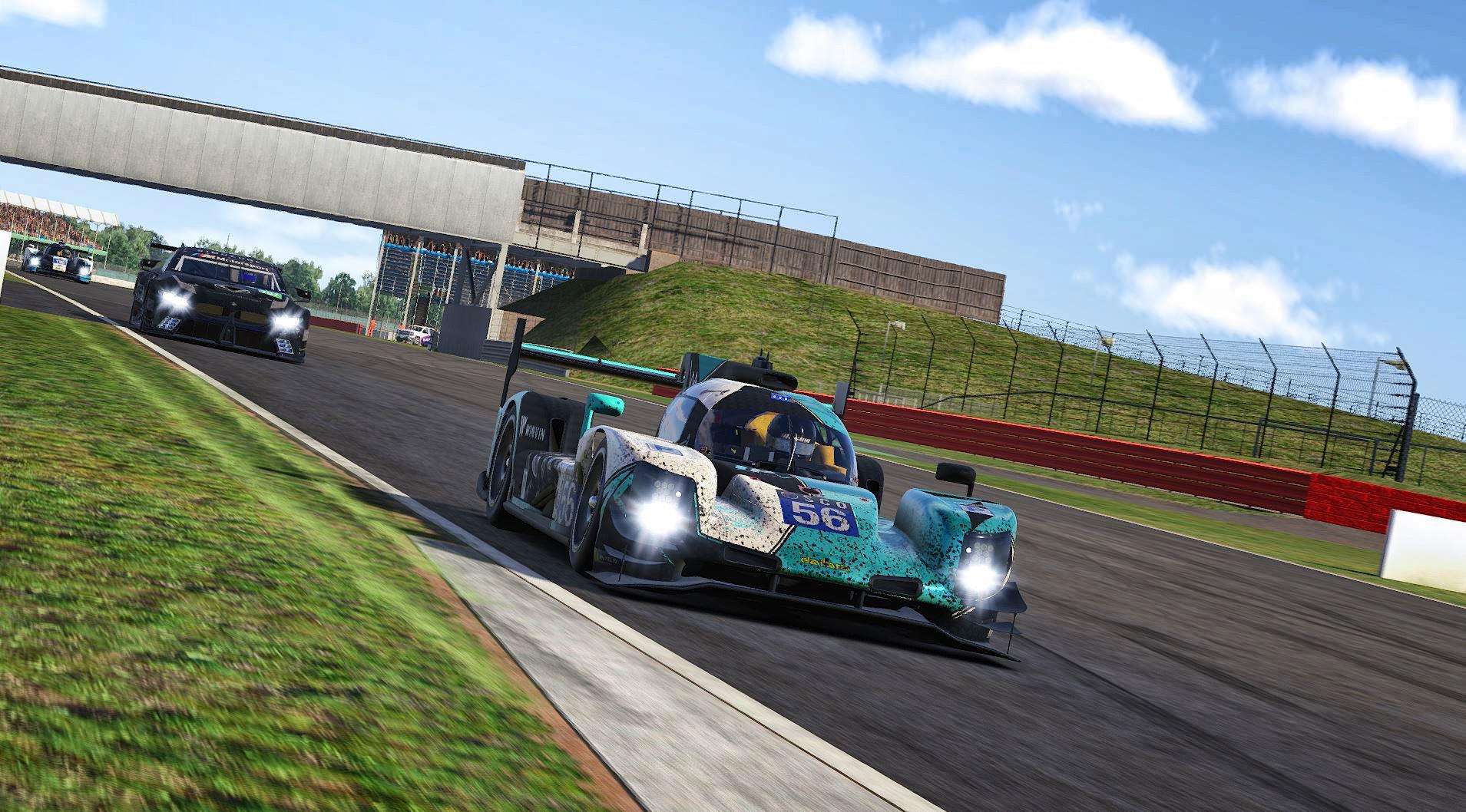 LMP2 Silverstone SCO season