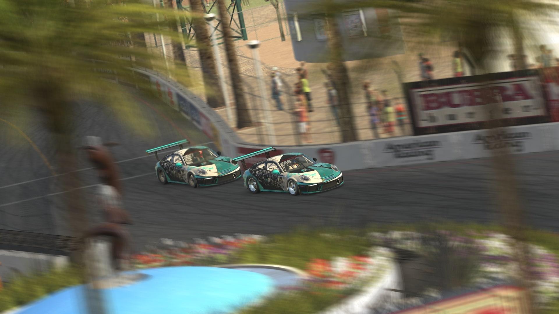 ARA Porsche Cup Round 1