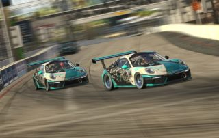 ARA Porsche Cup Long Beach