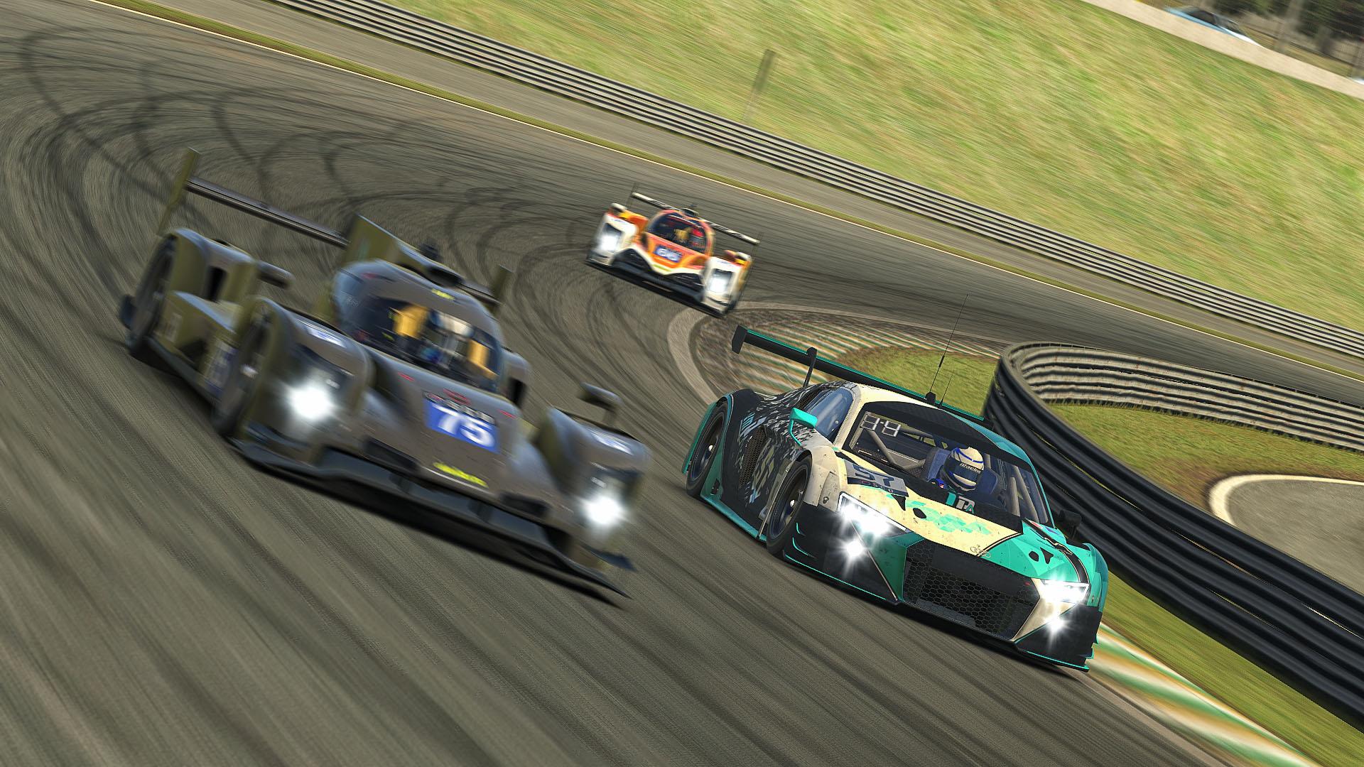 Interlagos Audi GT3