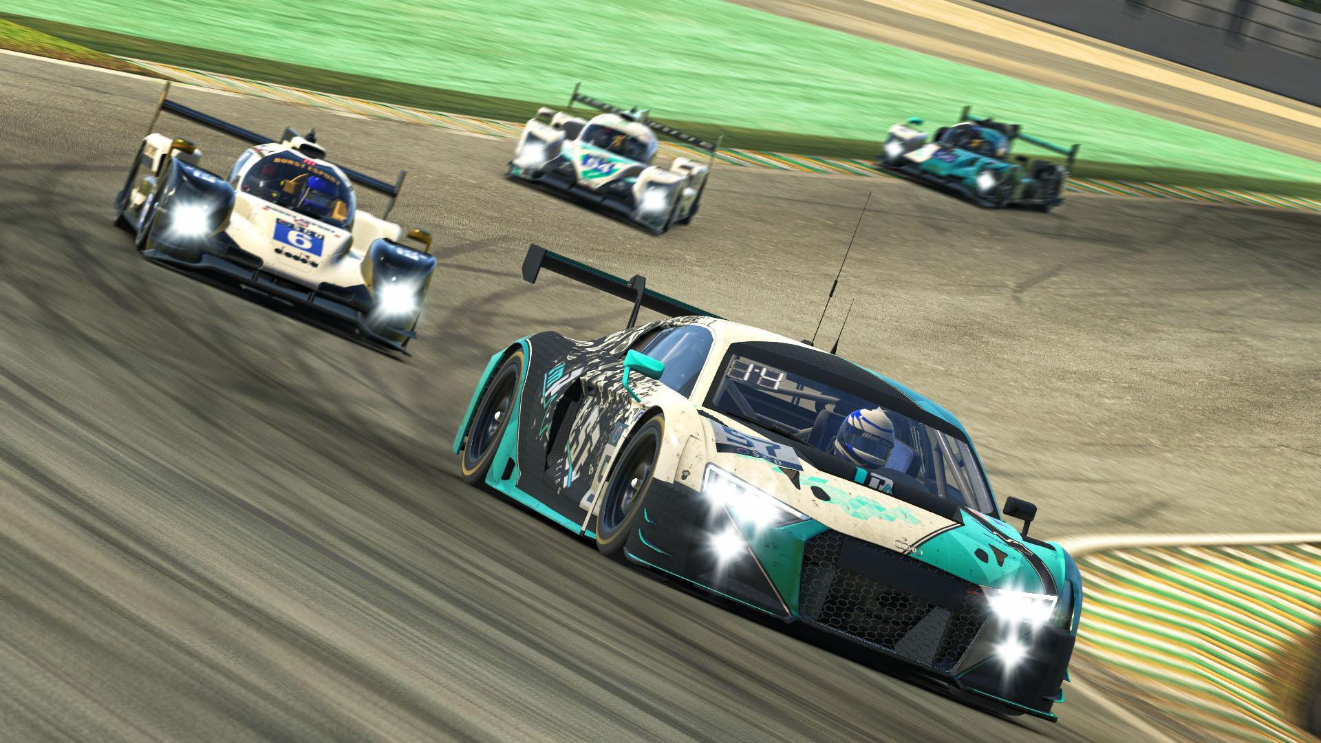 Audi GT3 Interlagos