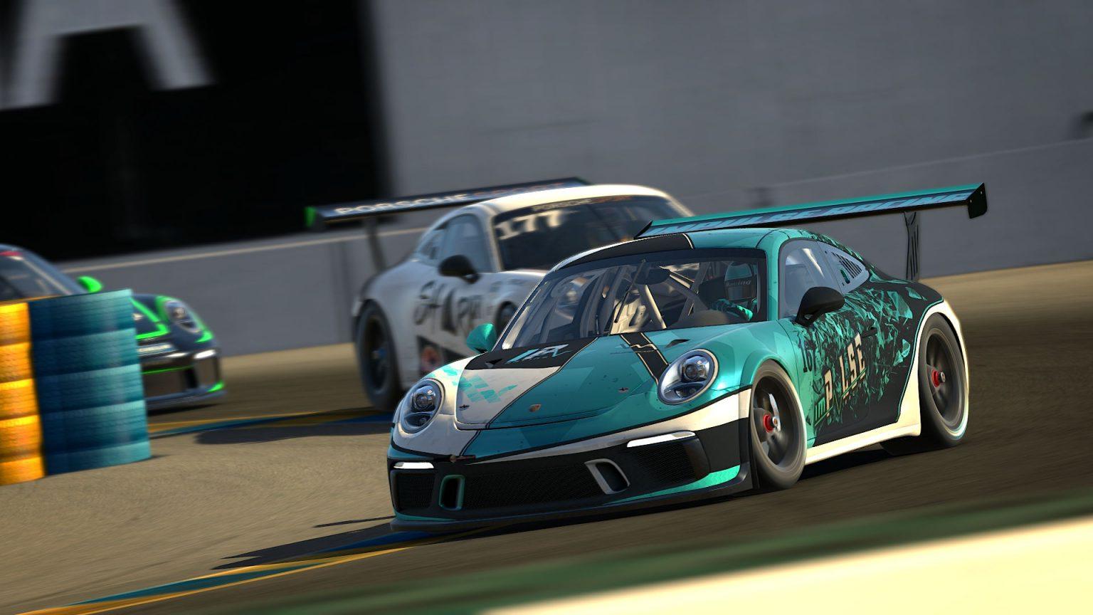 Costa wins Sonoma Porsche Cup