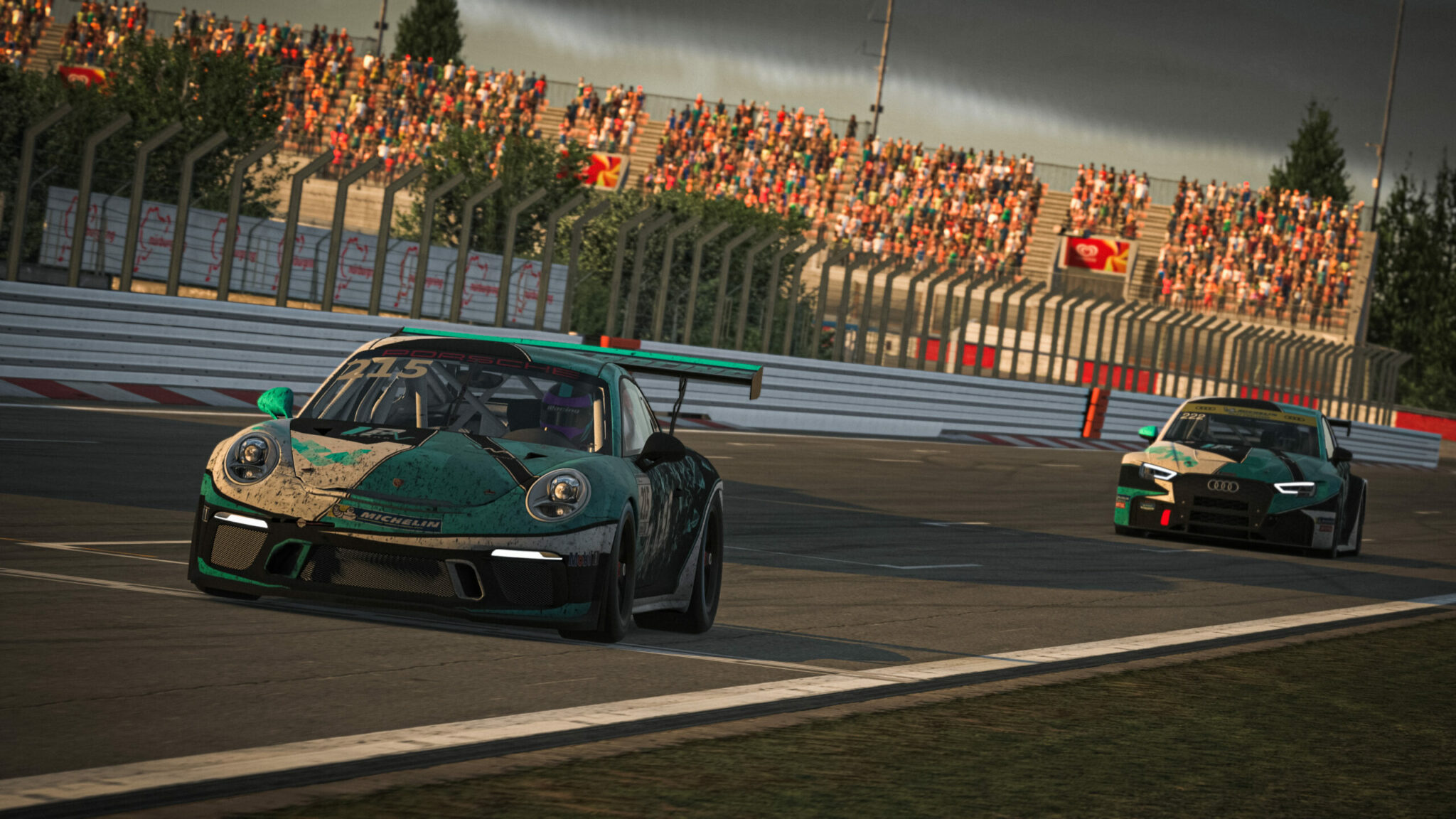 iRacing 24h Nuerburgring powered by VCO Team