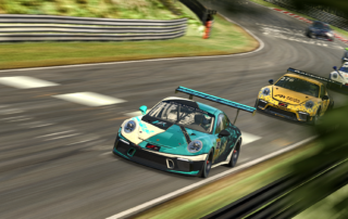DNLS Porsche Cup Quali Race