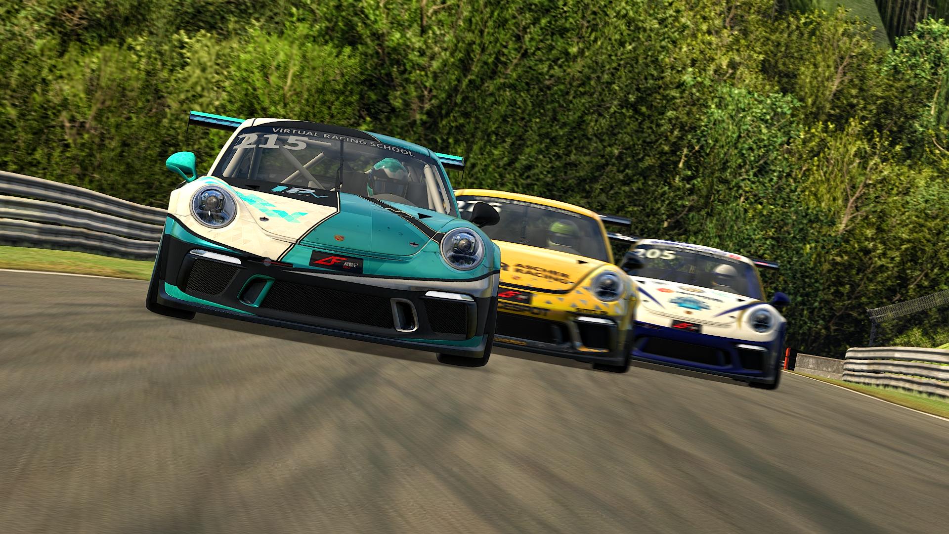 Porsche Cup DNLS Kesselchen