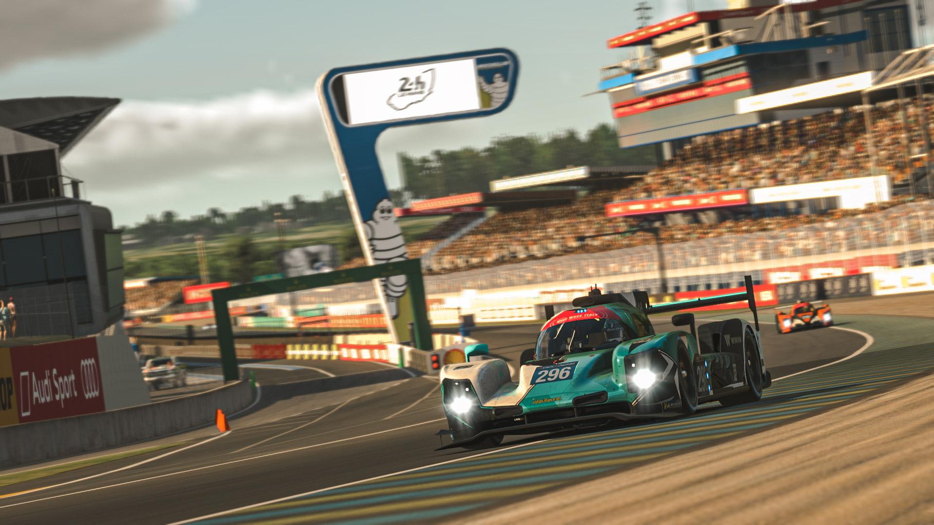 ARL Proto Wes Le Mans