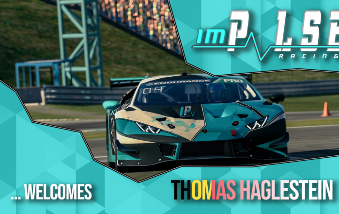 Welcome Thomas Haglestein